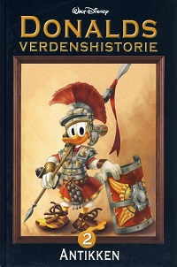 DONALDS VERDENSHISTORIE 02 (SC) - ANTIKKEN