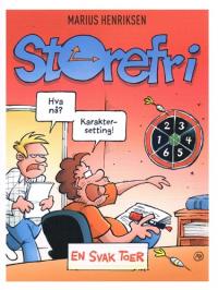 STOREFRI 02 - EN SVAK TOER