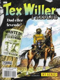 TEX WILLER FREDLØS 1