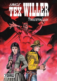 DEN UNGE TEX WILLER 01 - PINKERTON LADY