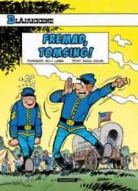 BLÅJAKKENE (29) - FREMAD, TOMSING!