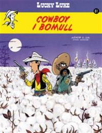 LUCKY LUKE (NO) 81 - COWBOY I BOMULL
