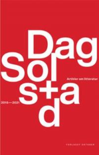 ARTIKLER OM LITTERATUR 2015-2021