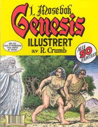 GENESIS - 1. MOSEBOK - ILLUSTRERT