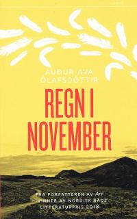 REGN I NOVEMBER