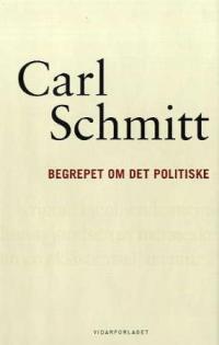 BEGREPET OM DET POLITISKE