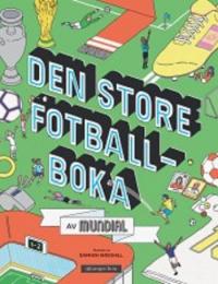 DEN STORE FOTBALLBOKA