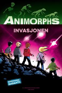 ANIMORPHS 01 - INVASJONEN