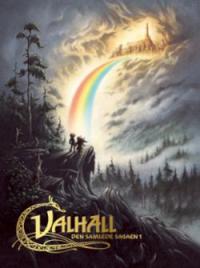 VALHALL (NO) - DEN SAMLEDE SAGAEN 1
