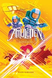 AMULETTEN 8 - SUPERNOVA