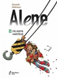 ALENE 4 - DE RØDE VARDENE