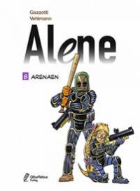ALENE 8 - ARENAEN