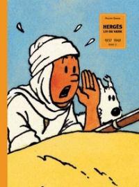 HERGÉS LIV OG VÆRK 1937-1949
