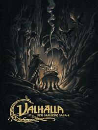 VALHALLA (DK) - DEN SAMLEDE SAGA 4