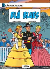 BLÅFRAKKERNE (43) - BLÅ BLUES
