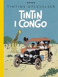 TINTIN DK RETROUTGAVE (1930/1946) - TINTIN I KONGO