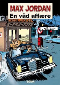 MAX JORDAN - EN VÅD AFFÆRE