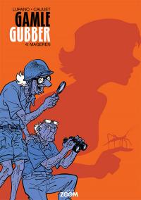 GAMLE GUBBER 04 - MAGEREN