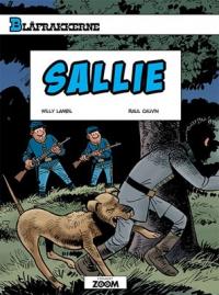 BLÅFRAKKERNE (02) - SALLIE