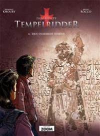 DEN SIDSTE TEMPELRIDDER 06 - DEN ENARMEDE RIDDER