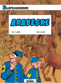 BLÅFRAKKERNE (48) - ARABESKE
