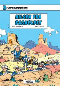 BLÅFRAKKERNE (09) - HILSEN FRA BAGHOLDET
