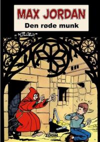 MAX JORDAN - DEN RØDE MUNK