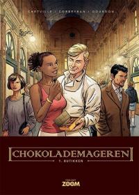 CHOKOLADEMAGEREN 01 - BUTIKKEN