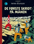 TINTIN DK RETROUTGAVE (1950/1954) - DE FØRSTE SKRIDT PÅ MÅNEN
