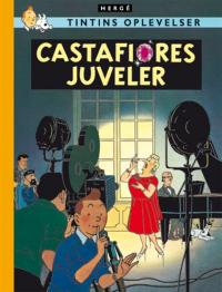TINTIN DK RETROUTGAVE (1961) - CASTAFIORES JUVELER