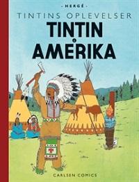 TINTIN DK RETROUTGAVE (1931/1945) - TINTIN I AMERIKA