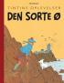 TINTIN DK RETROUTGAVE (1937/1943) - DEN SORTE Ø