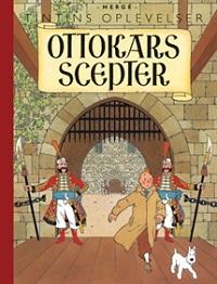 TINTIN DK RETROUTGAVE (1938/1947) - OTTOKARS SCEPTER