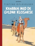 TINTIN DK RETROUTGAVE (1940/1943) - KRABBEN MED DE GYLDNE KLOSAKSE