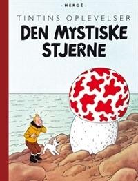 TINTIN DK RETROUTGAVE (1941/1942) - DEN MYSTISKE STJERNE