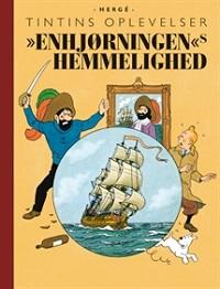 TINTIN DK RETROUTGAVE (1942/1943) - ENHJØRNINGEN