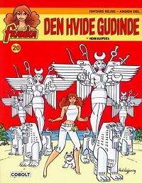 FRANKA 20 - ISHTARS REJSE 2 - DEN HVIDE GUDINDE