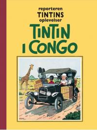 TINTIN (DK) - TINTIN I CONGO