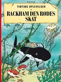 TINTIN DK (1943/1944) - RACKHAM DEN RØDES SKAT