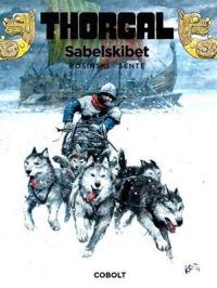 THORGAL 33 - SABELSKIBET