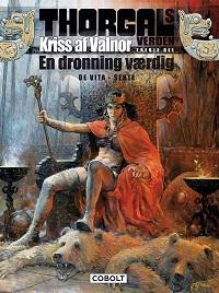 THORGALS VERDEN - KRISS AF VALNOR 03 - EN DRONNING VÆRDIG