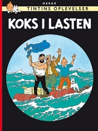 TINTIN DK (1956/1958) - KOKS I LASTEN
