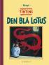 TINTIN DK RETROUTGAVE (1934/1937) - DEN BLÅ LOTUS