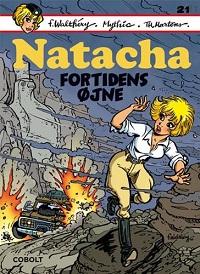 NATACHA 21 - FORTIDENS ØJNE