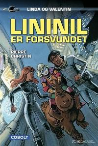 LINDA OG VALENTIN - LININIL ER FORSVUNDET