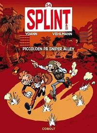 SPLINT & CO. 54 - PICCOLOEN PÅ SNIPER ALLEY