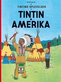 TINTIN DK (1931/1945) - TINTIN I AMERIKA