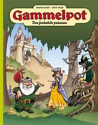 GAMMELPOT 01 - DEN FORKÆLEDE PRINSESSE