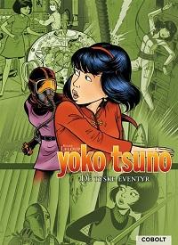 YOKO TSUNO - BOK 03 - DE TYSKE EVENTYR