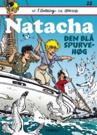 NATACHA 22 - DEN BLÅ SPURVEHØG